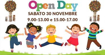Open Day – Sabato 30 Novembre 2019