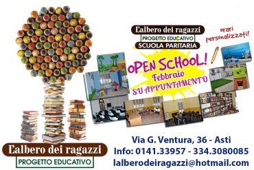 Open school febbraio
