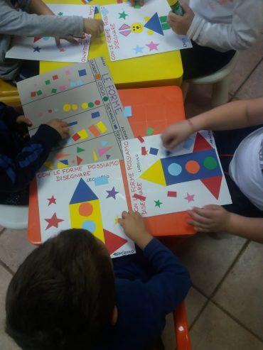 Conosciamo le forme geometriche