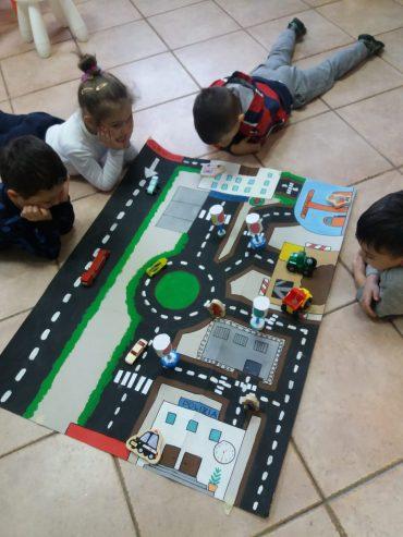 A lezione di educazione stradale!